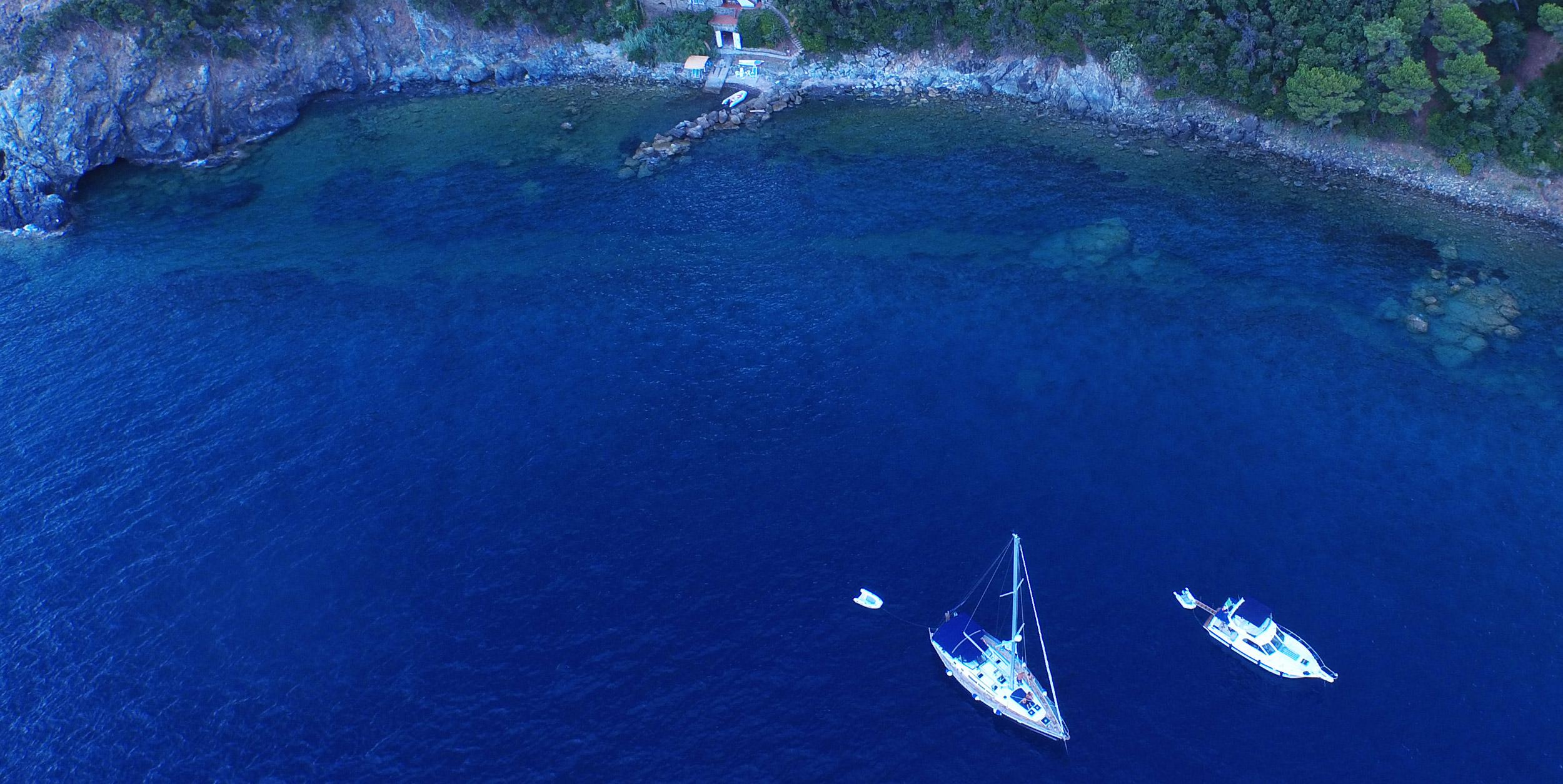 L'Isola d'Elba in barca a vela